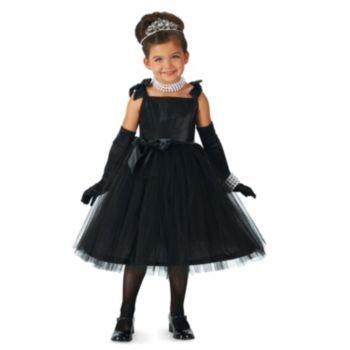 Movie Star Costume Dress - Kids