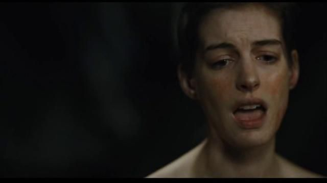 Les Miserables Preview Anne Hathaway I Dreamed A Dream Les