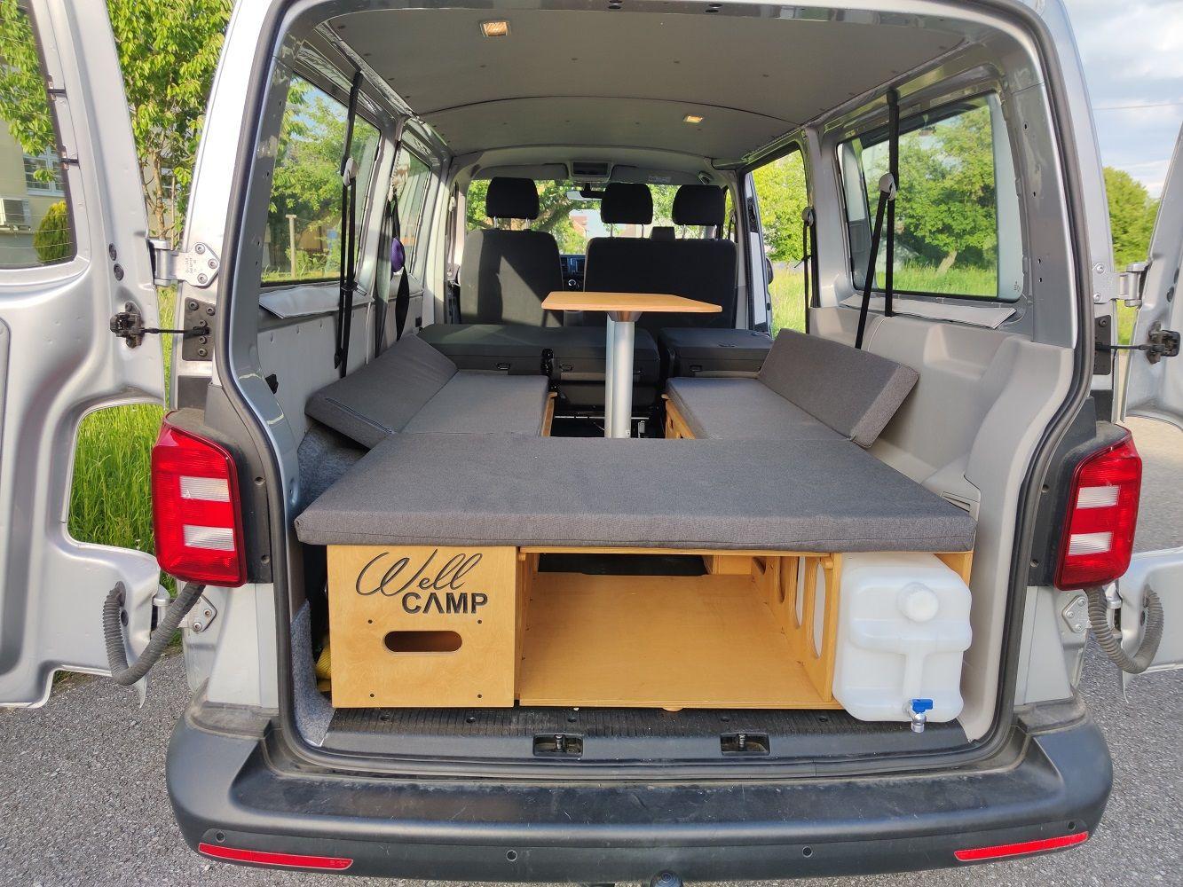 Dein Auto mit Camper Box zu Wohnmobil umbauen! Die Campinglösung
