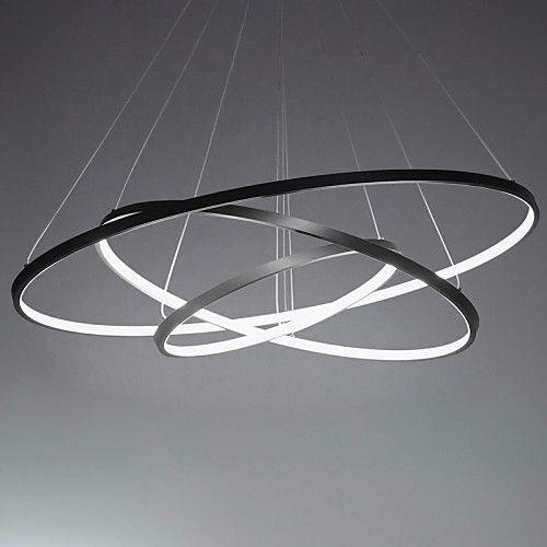 Modern/Contemporary LED Pendant Light Ambient Light For Living Room - moderne deckenleuchten fur wohnzimmer