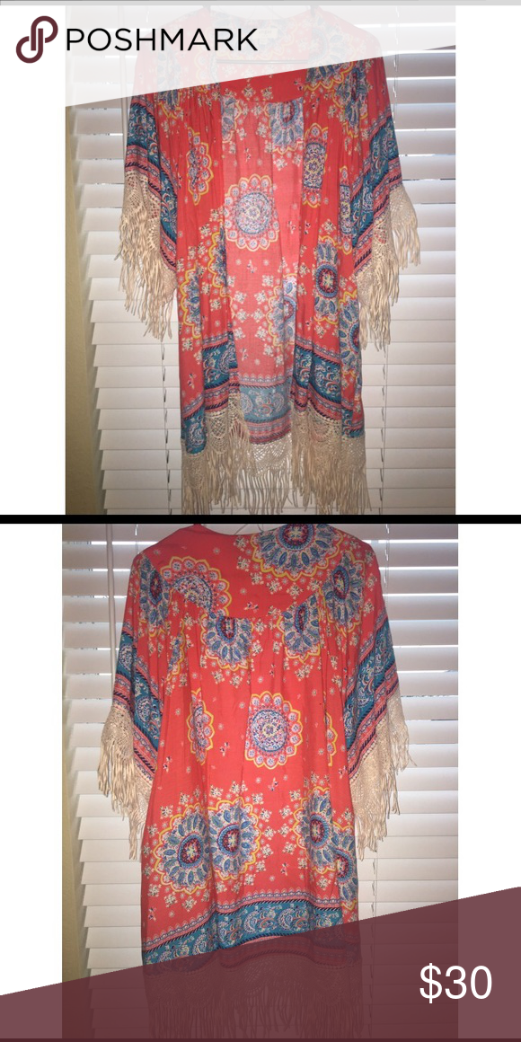 Umgee Brand Umgee Brand cover. Size large. Worn once. Super cute!! umgee Tops