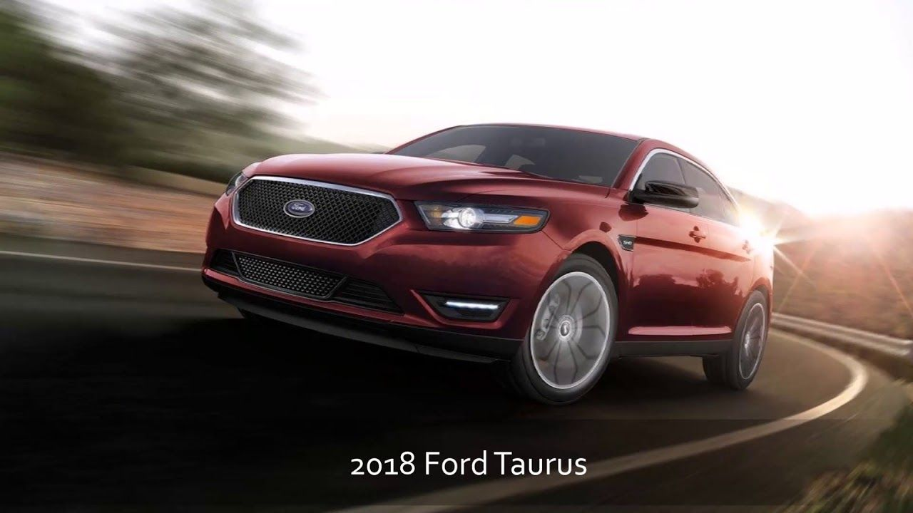 2018 Ford Taurus At Statewide Ford Lincoln Serving Fort Wayne