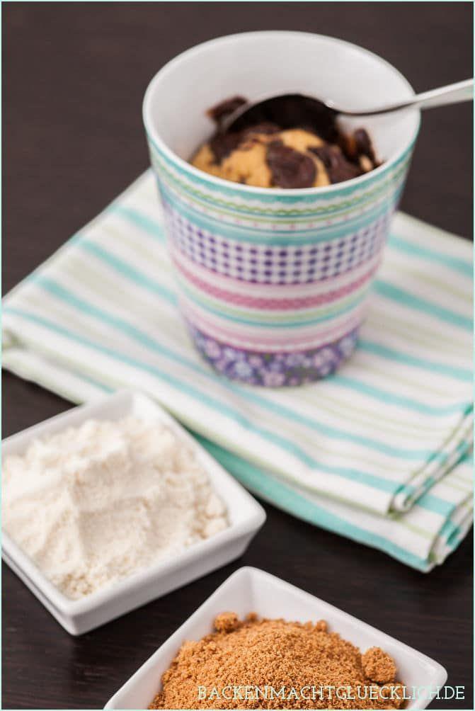Schneller Low Carb Tassenkuchen Rezept Backereien Kuchen