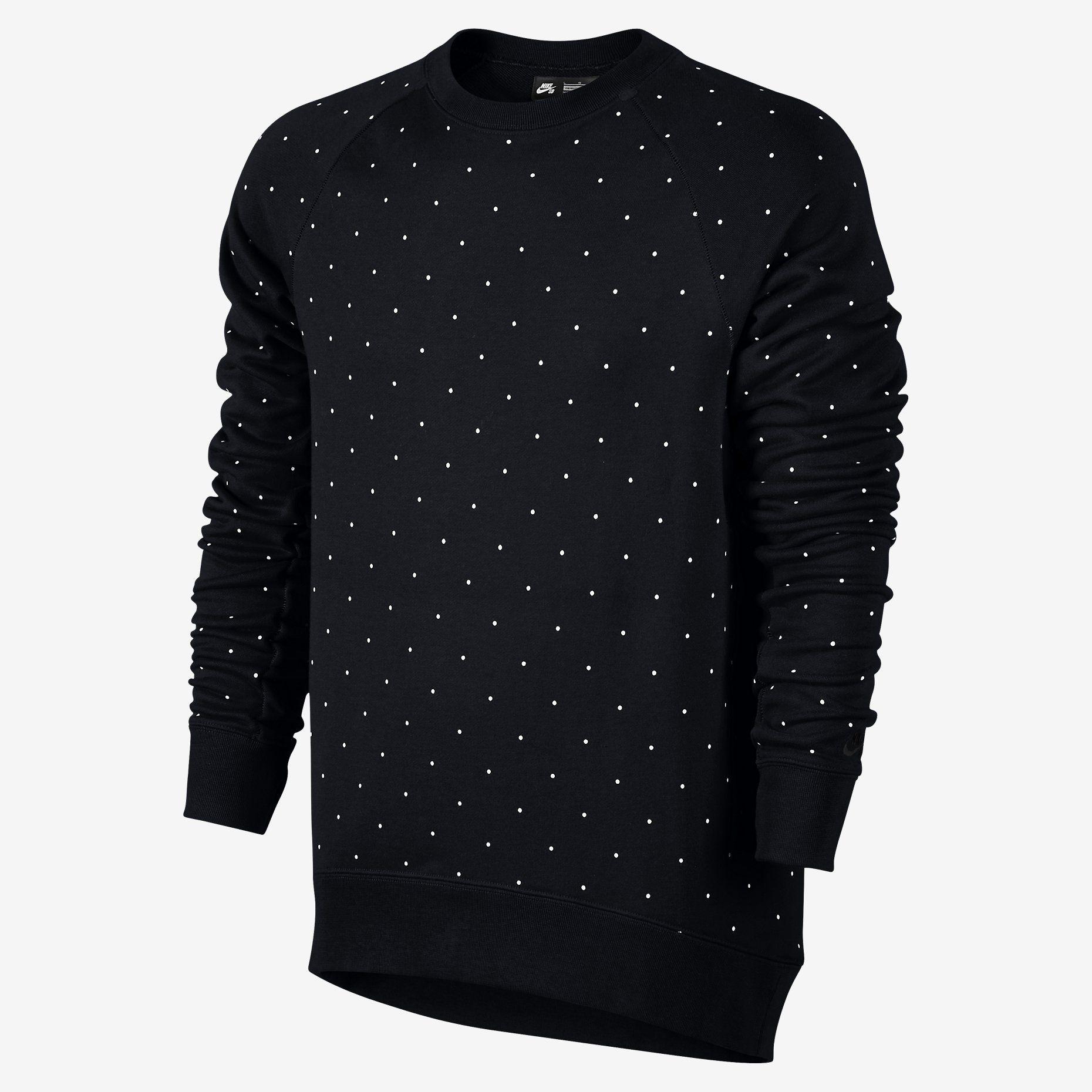 Nike Sb Everett Polka Dot Crew Men S Sweatshirt Nike Store Uk Mens Sweatshirts Nike Store Clothes [ 1860 x 1860 Pixel ]