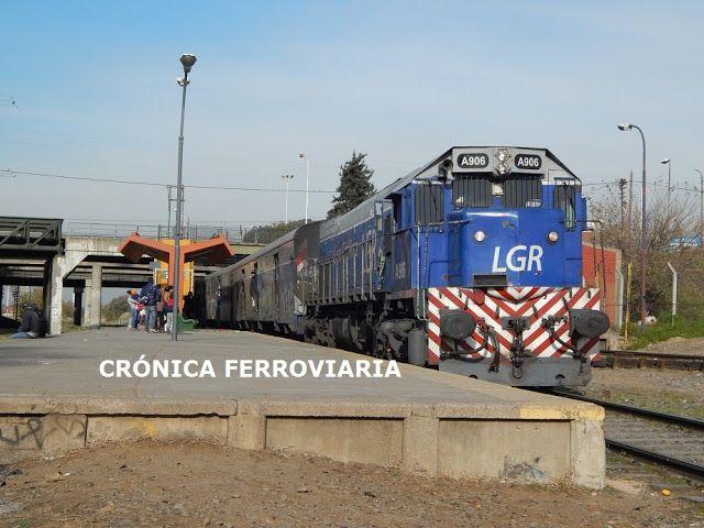 CRÓNICA FERROVIARIA: Línea Roca: Servicios de pasajeros Haedo - Temperl...
