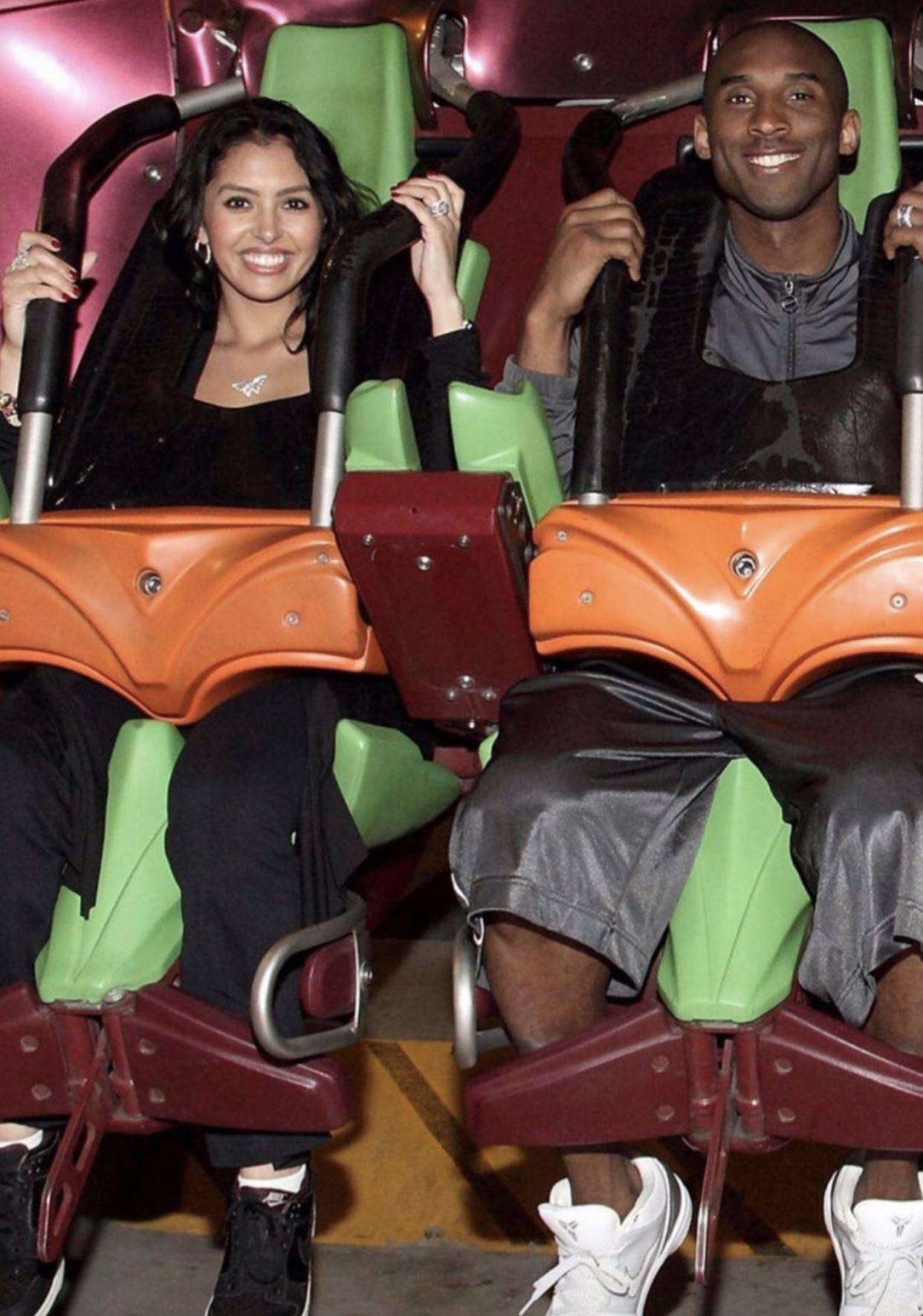 Kobe Bryant and Vanessa Bryant in 2020 | Kobe bryant kids, Vanessa bry