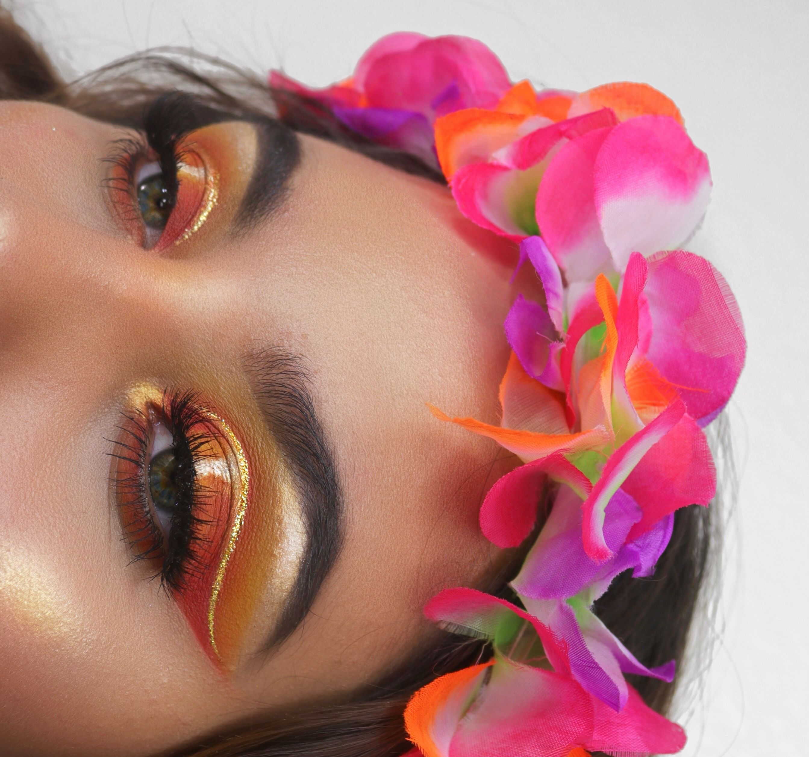 Morphe X James Charles palette glitter eyeshadow | Make up in 2019