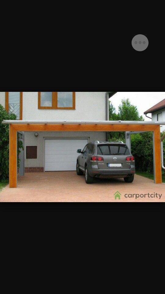 Modern Carport Garage: Modern 2 Car, Carport