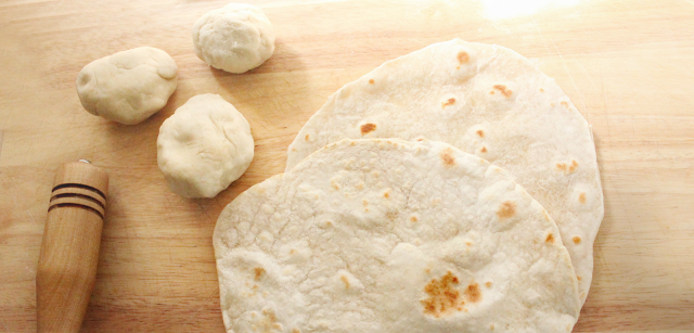 We Lived Happily Ever After: Homemade Tortillas (you will never go back to Store Bought!)