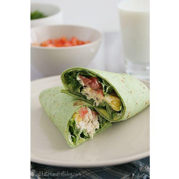 California-Chicken-Club-Wraps-recipe