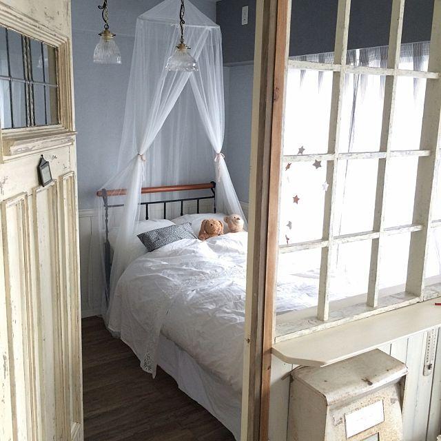 【寝室インテリア集】特別なリラックス空間の作り方   Dream ...
