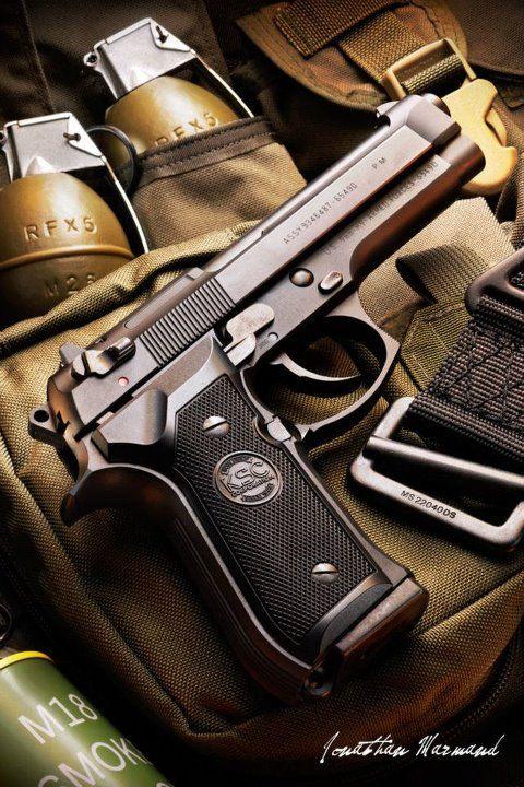 Beretta M9 - I want this gun so bad that I can taste it lol