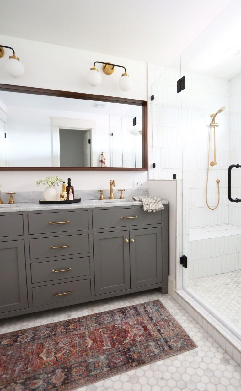 Jenny Komenda S Master Bath Evergreen Remodel Evergreen