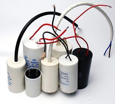 Cbb60 Ac Motor Capacitor Capacitor Electronic Products Brushing Teeth
