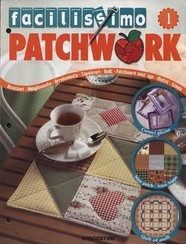 Facilissimo Patchwork Nº 01 - pag01 | Flickr - Photo Sharing!