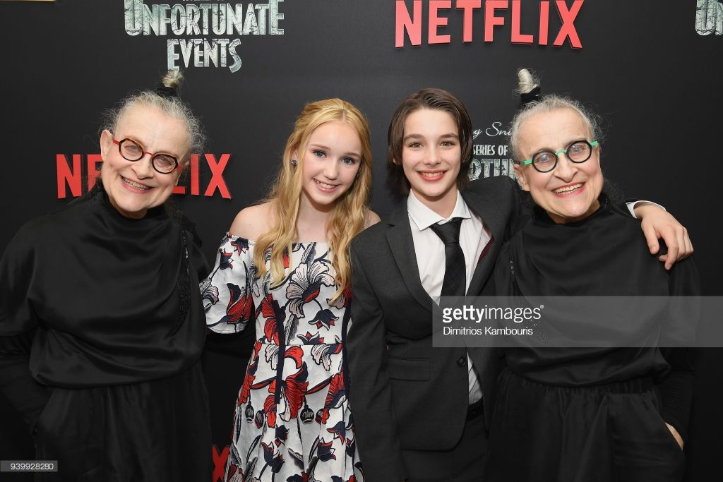 A Series Of Unfortunate Events Season 2 Premieres In Nyc With