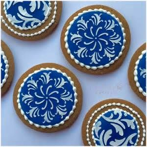 holiday royal icing cookies - Bing images