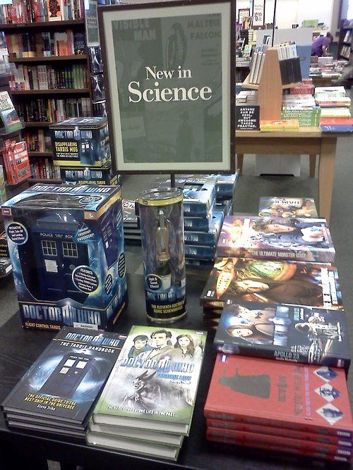 New in Science? So much love!!