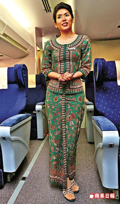 Singapore airlines air hostess pictures