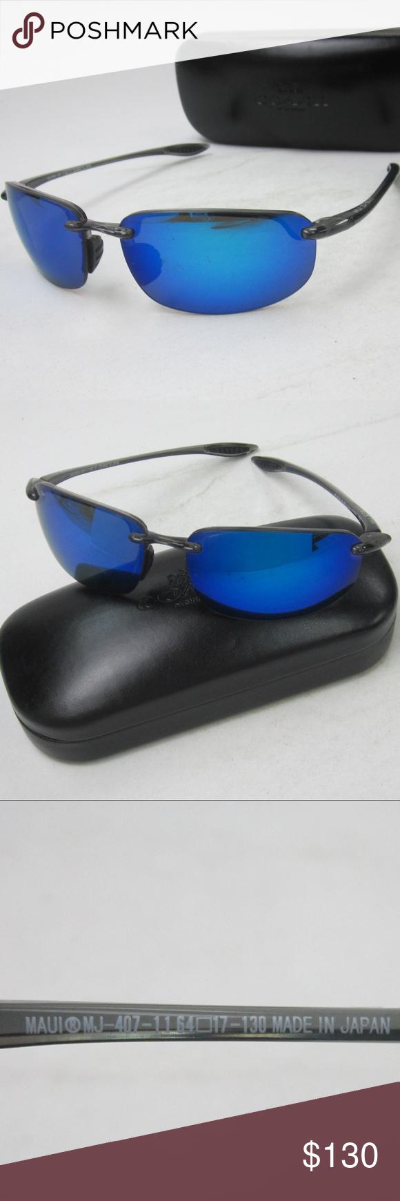af43d12c180 Maui Jim MJ407-11 HO OKIPA Sunglasses Japan OLI211 Maui Jim MJ B407 ...