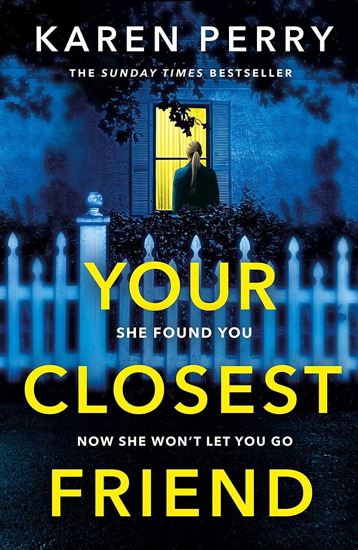 Your Closest Friend The twisty shocking thriller eBook