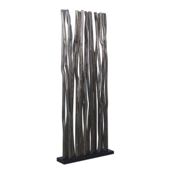 Jeffan International GR JGL504 Jungle Room Divider (Set Of 2)