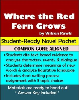 where the red fern grows book review essay Book blog literature blog:  where the red fern grows grammar rules  elements of an effective book review red fern reader response.