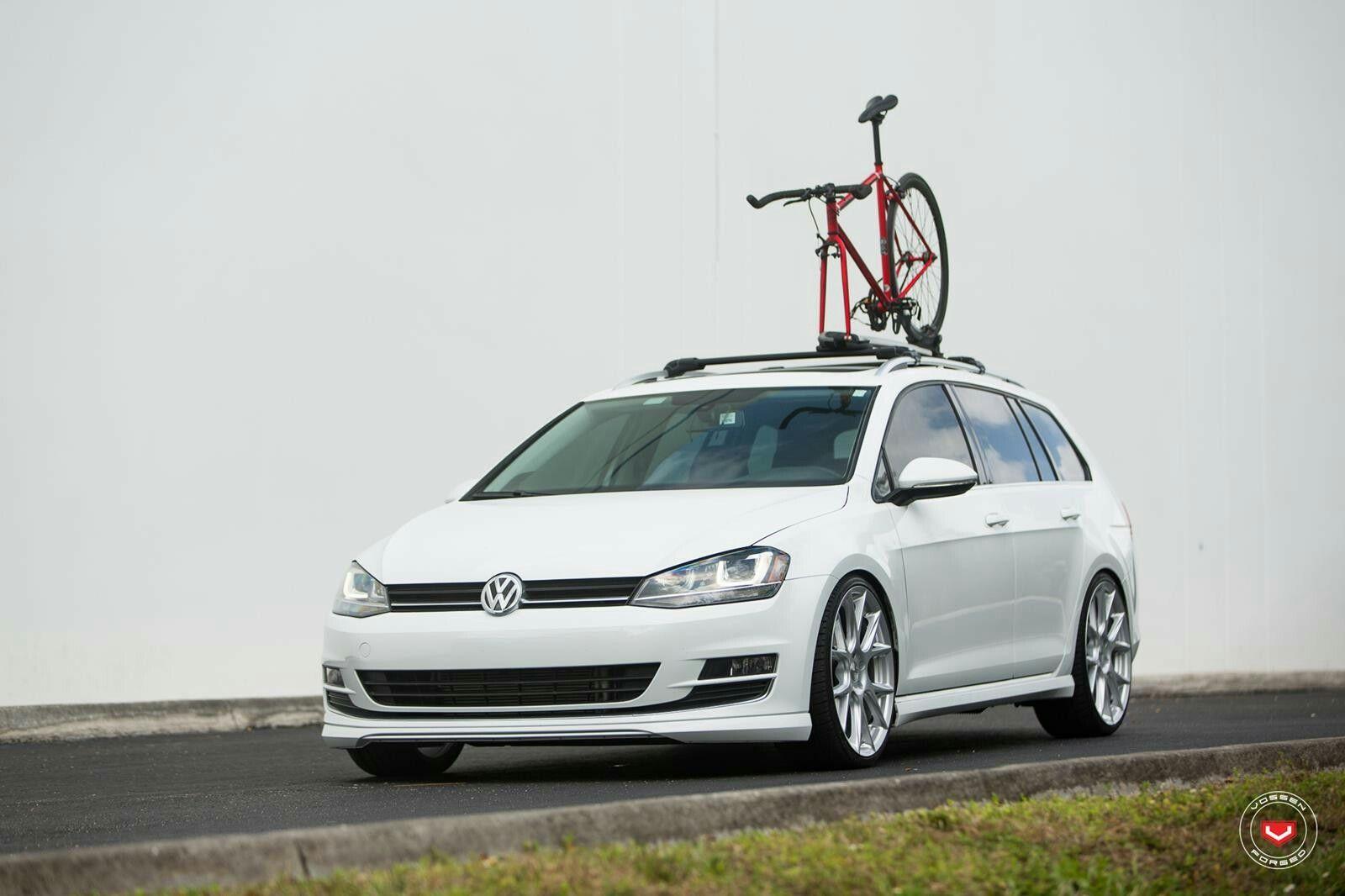 Vossen Wheels Golf 7 variant My Rides Vw golf variant