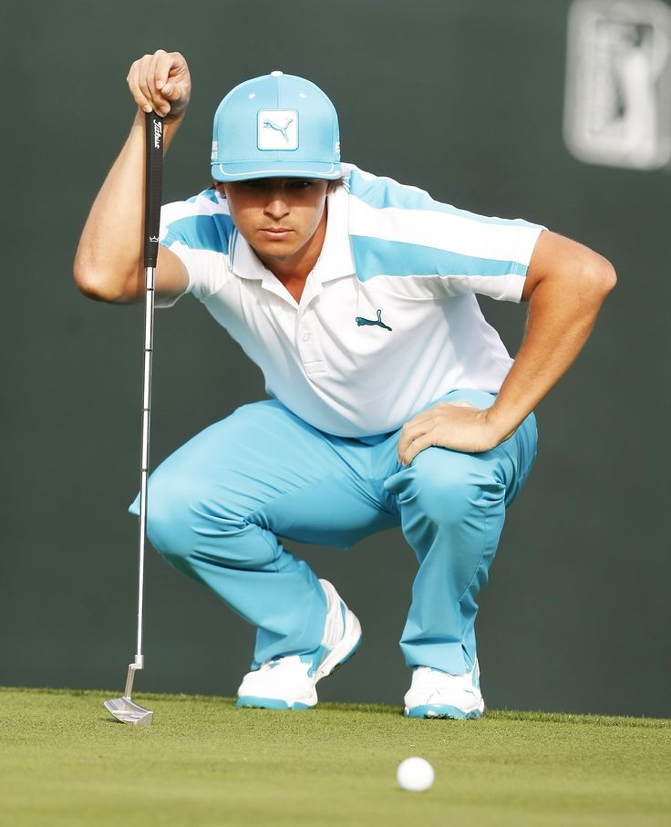Watch Rickie Fowlers Trick Shot at The Masters