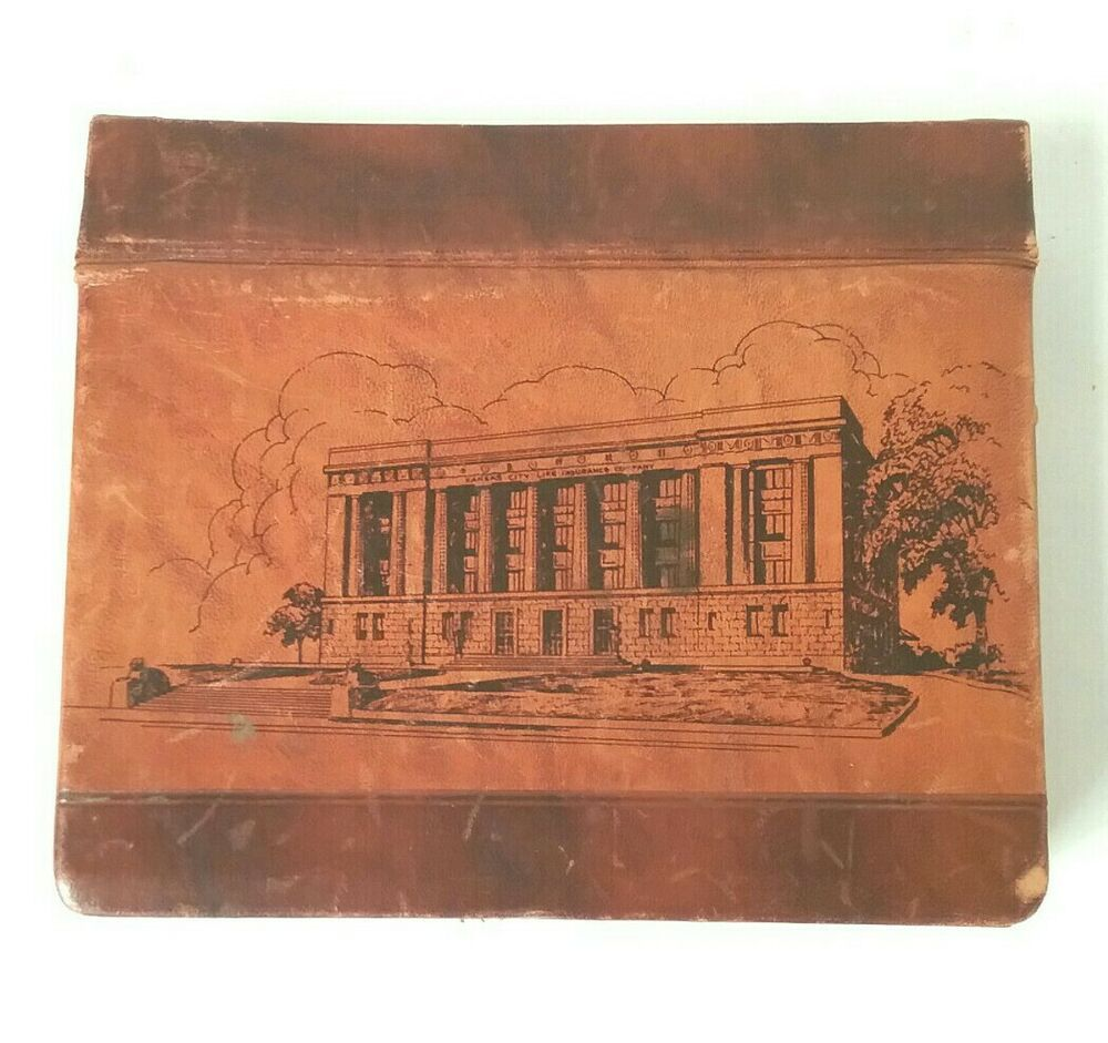 Vintage Kansas City Life Insurance Company Missouri Box In 2020 Vintage Office Pink Office Office Decor