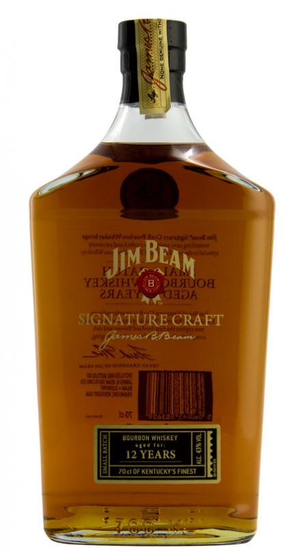 26++ Jim beam signature craft 12 year ideas