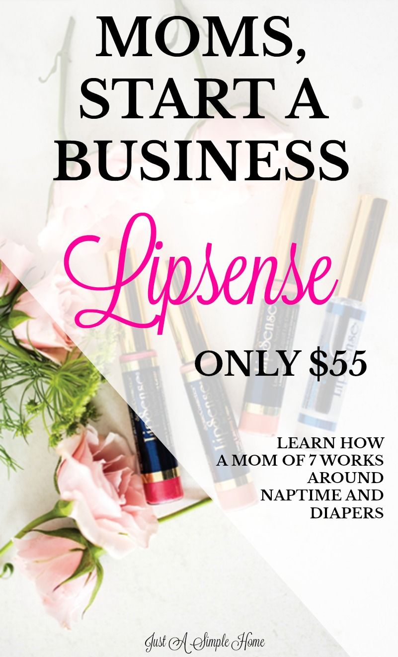 How To Become A LipSense Distributor | Learning, Business and Babies
