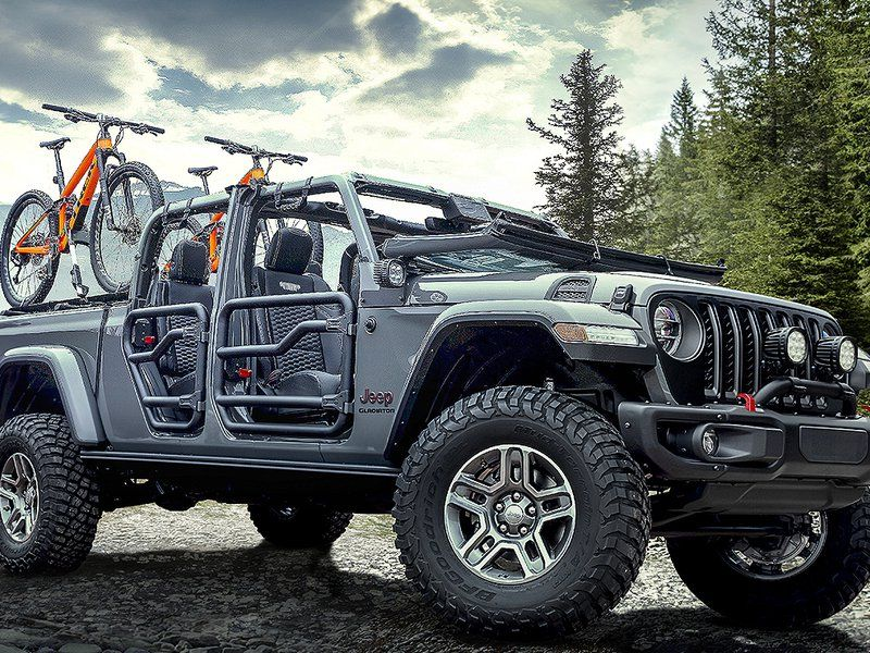 Jeep Is Updating Its Repertoire With Diversified Powertrains And A