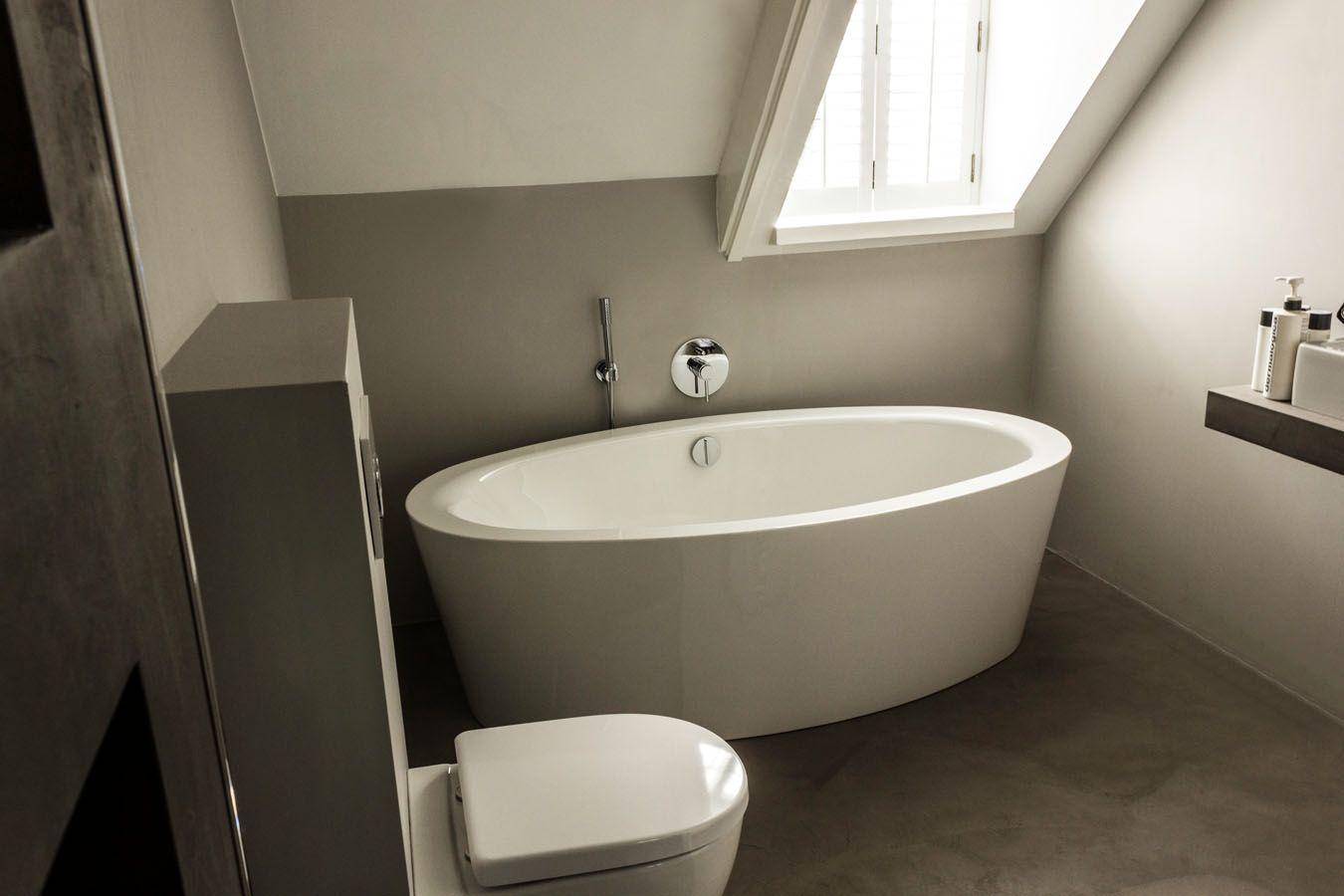 beton cire badkamer - Google zoeken | Verbouwing eerste verdieping ...
