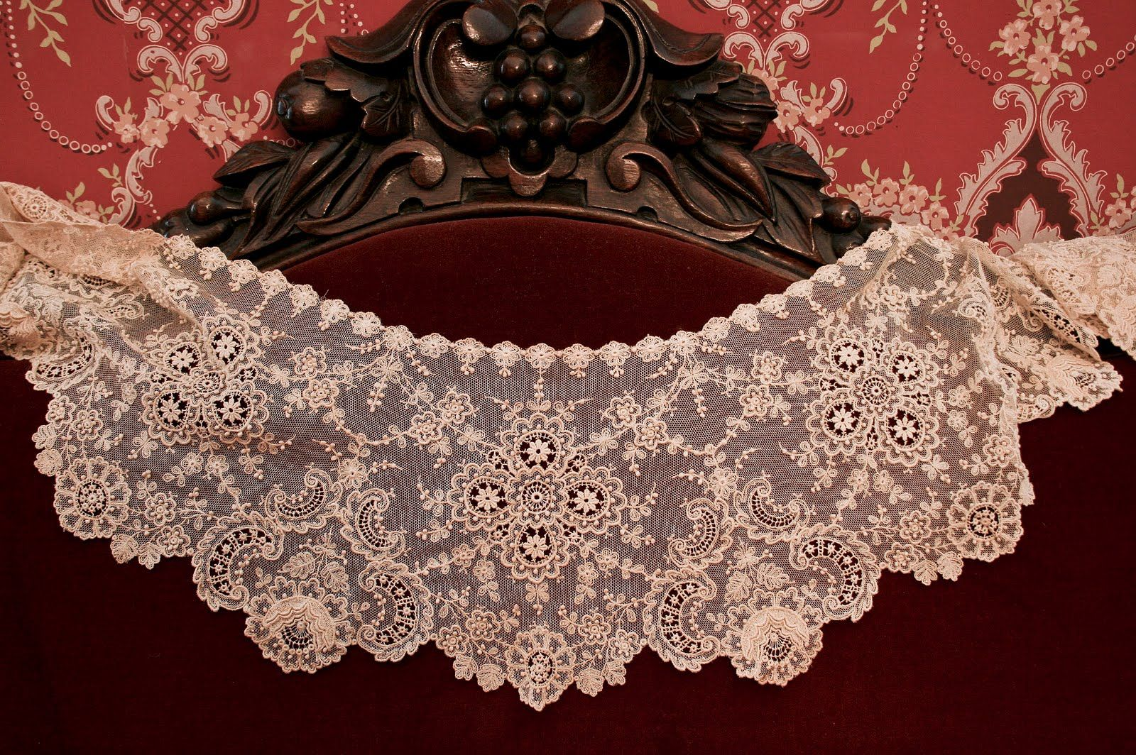 Antique Doll Couture