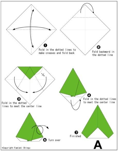 Very easy ag origami pinterest origami origami paper instructions easy origami for kids origami animals easy origami flower easy origami instructions origami flower mightylinksfo
