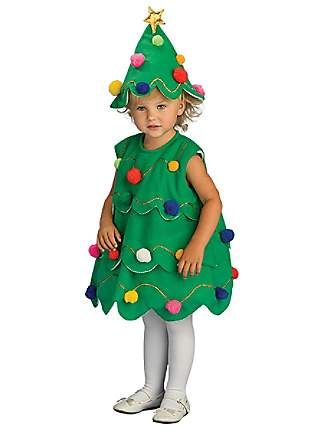 Costumes For Halloween For Kids Adults Buy From Costume Supercenter Com Christmas Tree Costume Tree Costume Toddler Christmas Tree