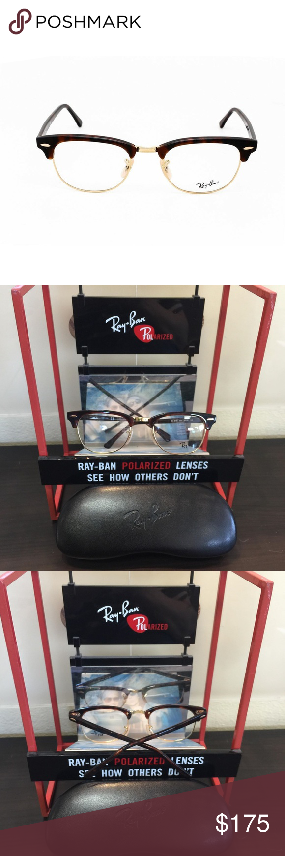 4ea417e44 Ray-Ban RB5154-2372 Clubmaster Eyeglasses Frames Everything we sell is 100%  authentic