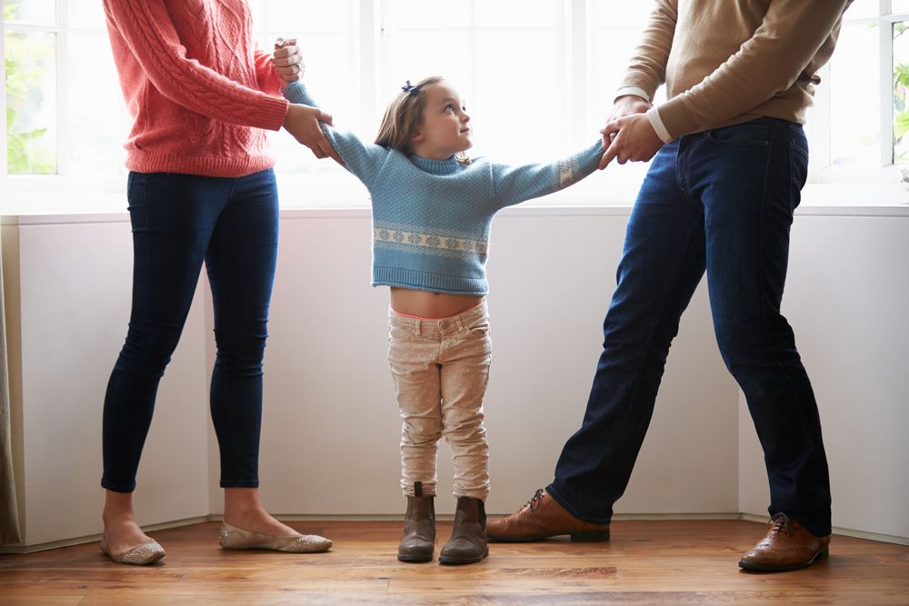 how to get full custody of a child in texas