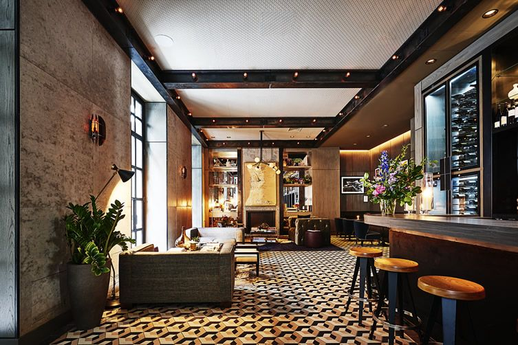 popular soho hotel 60 thompson reinvents itself as sixty soho with multi million dollar renovation - Multi Hotel 2015