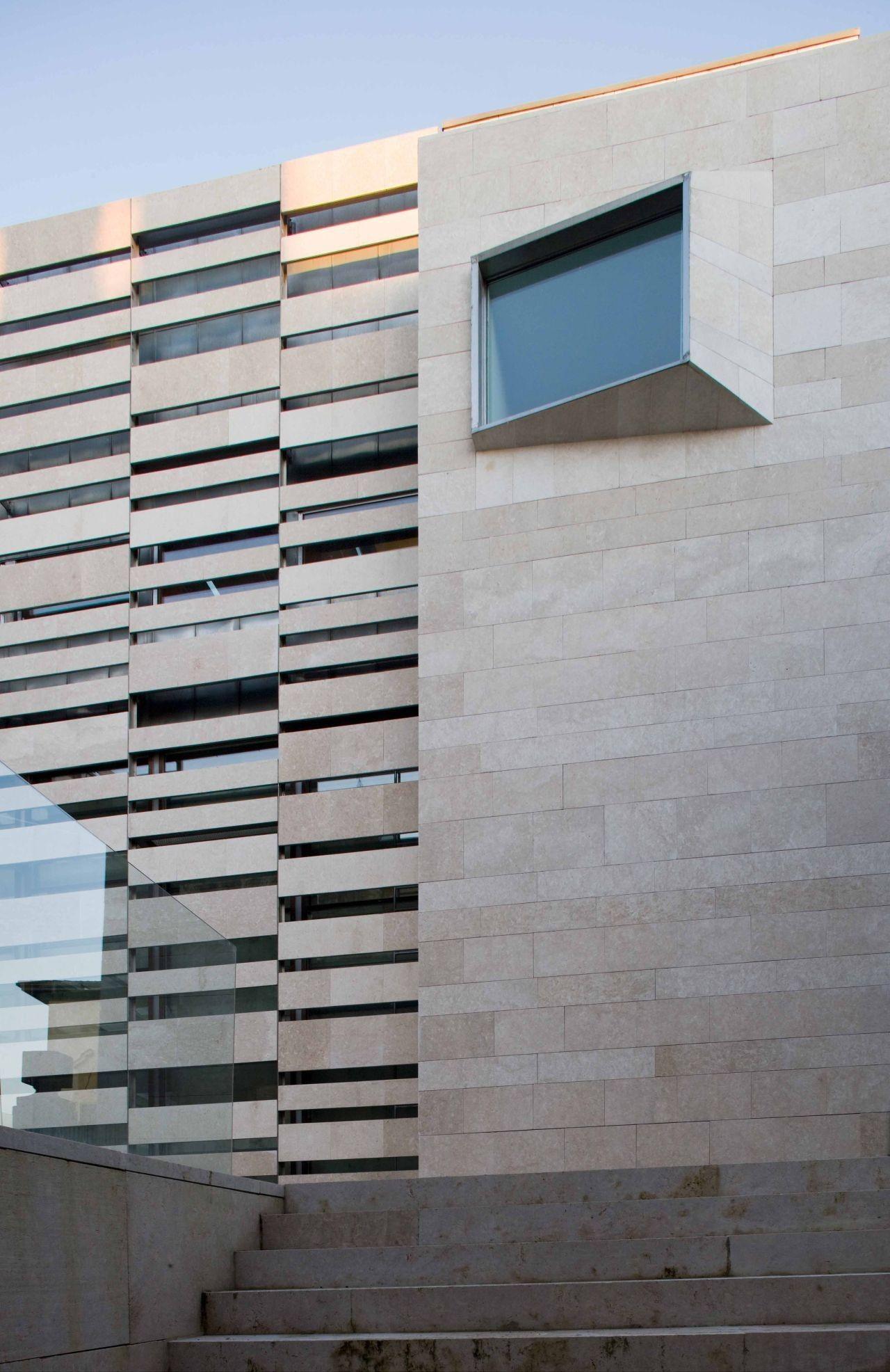 Gallery of museo arqueologico de oviedo pardotapia - Arquitectos oviedo ...