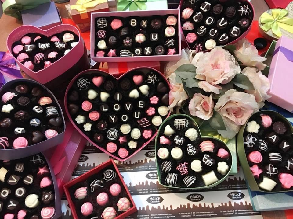 Kết quả hình ảnh cho socola valentine