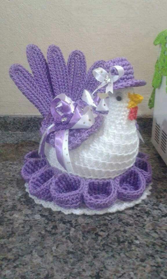 Easter | ИДЕИ | Pinterest | Ostern, Häkeln und Hühner