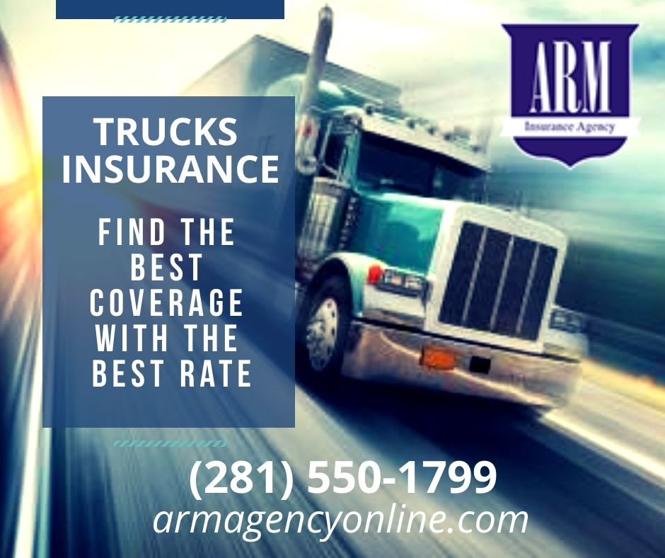 Insurance for your truck adjusted to your budget