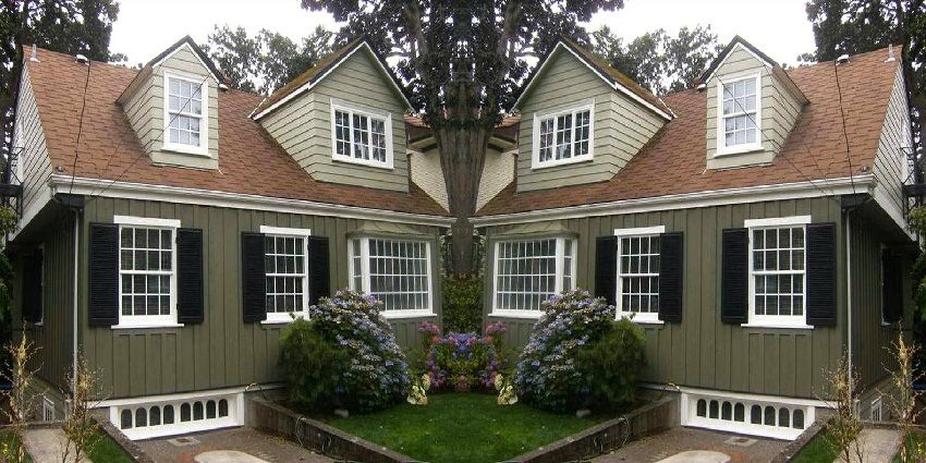 Best Exterior Paint Color With Light Brown Roof Exterior 400 x 300