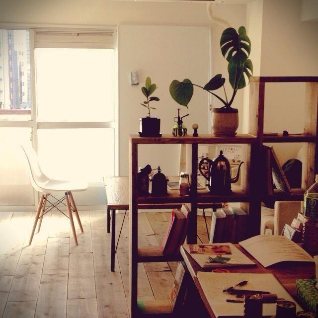 Russell Hobbs/DIY/Eames/WOODPRO/手作り…などのインテリア実例 - 2014-01-30 15:06:32 | RoomClip(ルームクリップ)