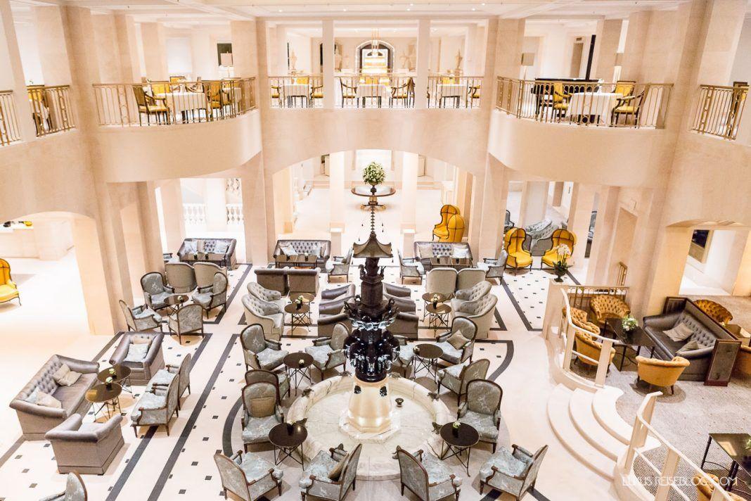 adlon hotel berlin neue ffentliche bereiche nach umbau im juli august 2016 architektur. Black Bedroom Furniture Sets. Home Design Ideas