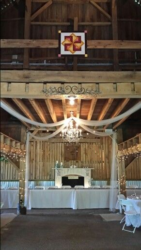 Beautiful Wedding In A Barn And Quilt Coffee Creek Ridge Shelbyville Indiana Going To Country Here Oct