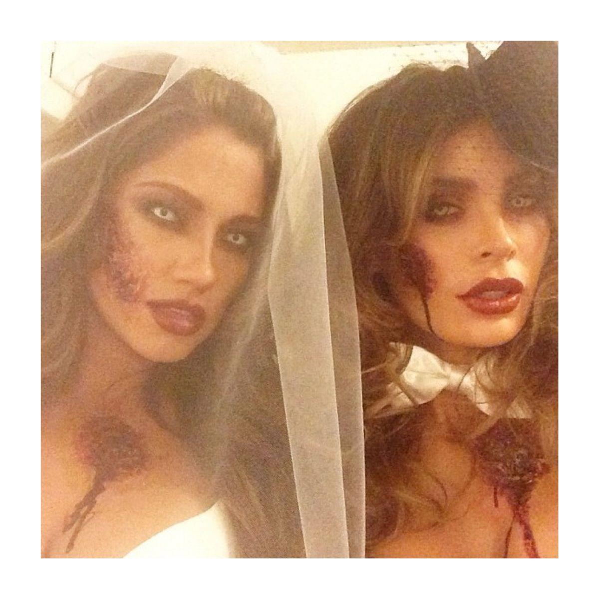 Zombie bride costume idea for halloween if i do something
