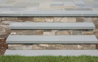 Best Bluestone Stair Treads Planking Stone Slabs Treads 400 x 300